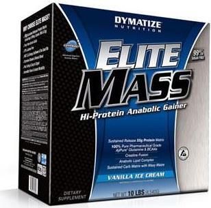 Συμπλήρωμα ΔιατροφήςDymatizeElite Mass Gainer 4,5 Kgr