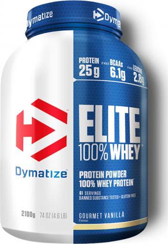 Dymatize Elite Whey Protein EU 2100gr