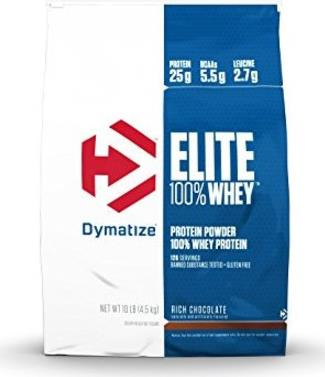 Dymatize Elite Whey Protein EU 4540gr