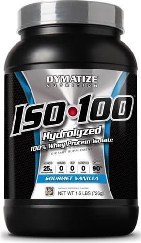Συμπλήρωμα ΔιατροφήςDymatizeISO-100 1,6LB