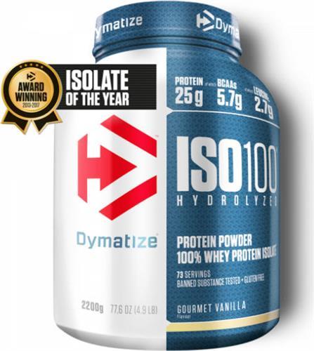 Συμπλήρωμα ΔιατροφήςDymatizeISO-100 Protein EU 2200gr