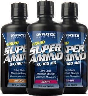 Συμπλήρωμα ΔιατροφήςDymatizeSuper Amino Liquid 946 ml