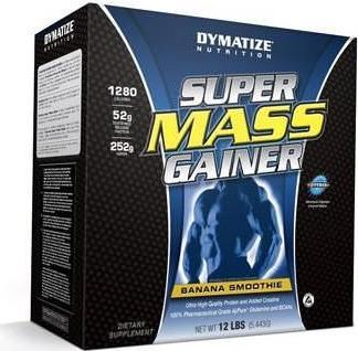Συμπλήρωμα ΔιατροφήςDymatizeSuper Mass Gainer 5,5 Kgr