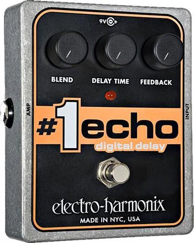 Εφέ & ΠετάλιαElectro-Harmonix#1 Echo Digital Delay