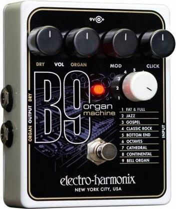 Εφέ & ΠετάλιαElectro-HarmonixB9 Organ Machine Πετάλι