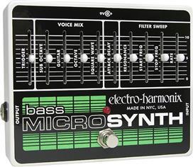Electro-Harmonix Bass MicrosynthSynth