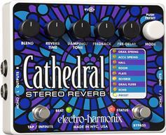 Electro-Harmonix Cathedral Deluxe Reverb