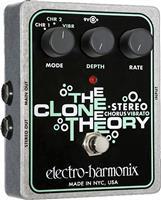Electro-Harmonix Clone Theory Stereo Chorus Vibrato