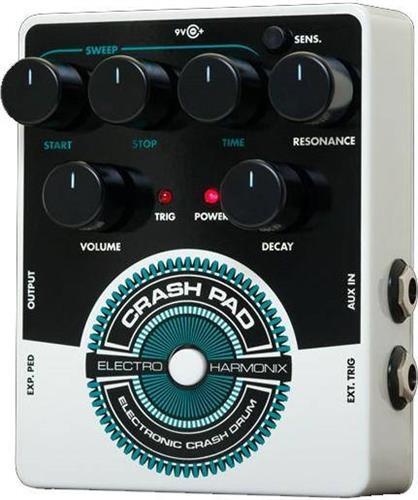Εφέ & ΠετάλιαElectro-HarmonixCrash Pad Crash Drum