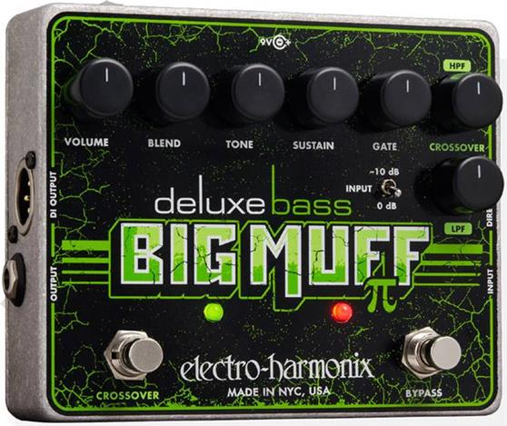 Εφφέ ΜπάσουElectro-HarmonixDeluxe Bass Big Muff Πετάλι