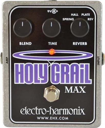 Εφέ & ΠετάλιαElectro-HarmonixHoly Grail Max Πετάλι Digital Reverb
