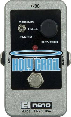 Εφέ & ΠετάλιαElectro-HarmonixHoly Grail Nano Πετάλι Digital Reverb