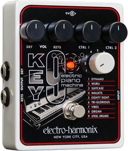 Εφέ & ΠετάλιαElectro-HarmonixKEY9 Electric Piano Machine