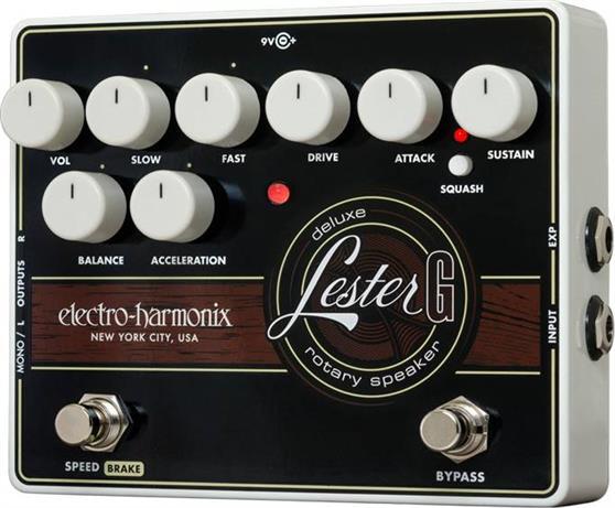 Εφέ & ΠετάλιαElectro-HarmonixLester G Deluxe Rotary Speaker