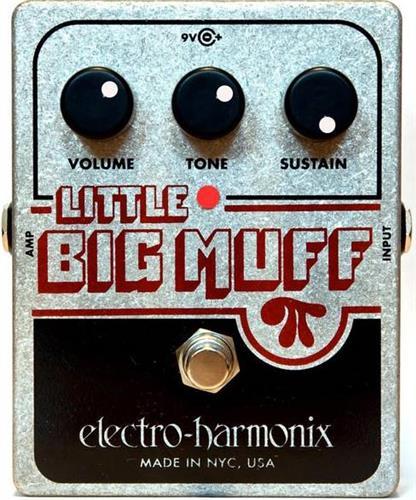Εφέ & ΠετάλιαElectro-HarmonixLittle Big Muff Πετάλι