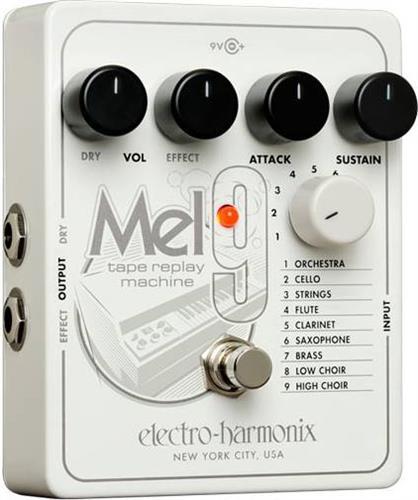 Εφέ & ΠετάλιαElectro-HarmonixMEL9 Tape Replay Mahicne