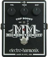 Electro-Harmonix Micro Metal Muff Πετάλι