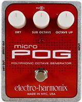 Electro-Harmonix Micro Pog Πετάλι