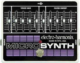 Electro-Harmonix Microsynth Πετάλι
