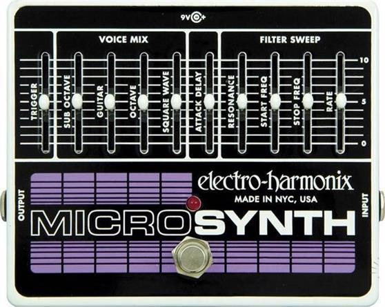 Εφέ & ΠετάλιαElectro-HarmonixMicrosynth Πετάλι