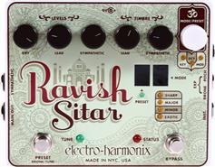 Electro-Harmonix Ravish Sitar Πετάλι