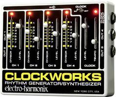 Electro-Harmonix Rhythm Generator/Synthesizer Πετάλι