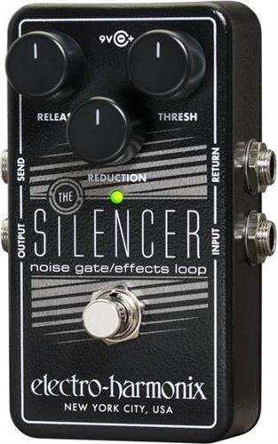 Εφέ & ΠετάλιαElectro-HarmonixSilencer Noise Gate / Effects Loop