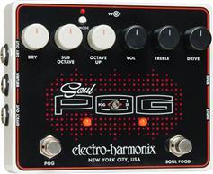 Electro-Harmonix Soul Pog Polyphonic Octave Generator