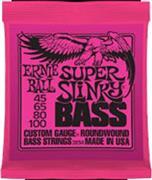 ErnieBall 2834 Super Slinky 0,45 Ηλεκτρικού Μπάσου