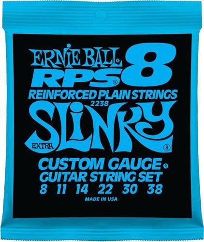 ΧορδέςErnieBallRPS 2238 Extra Slinky 0,08 Ηλεκτρικής Κιθάρας