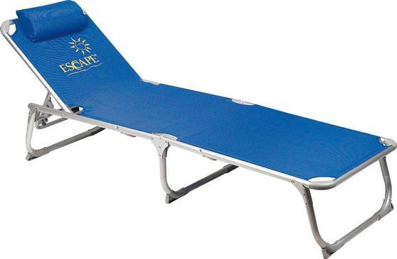 Έπιπλα Camping & ΘαλάσσηςEscape15683 Ξαπλώστρα τρίσπαστη