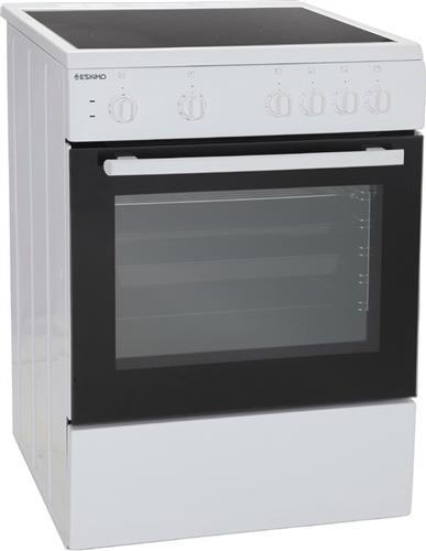 Κεραμική ΚουζίναEskimoES 4030 W