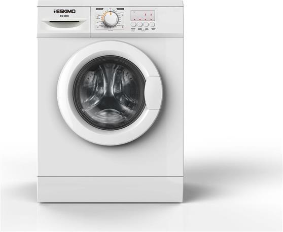 Πλυντήριο ΡούχωνEskimoES 6900