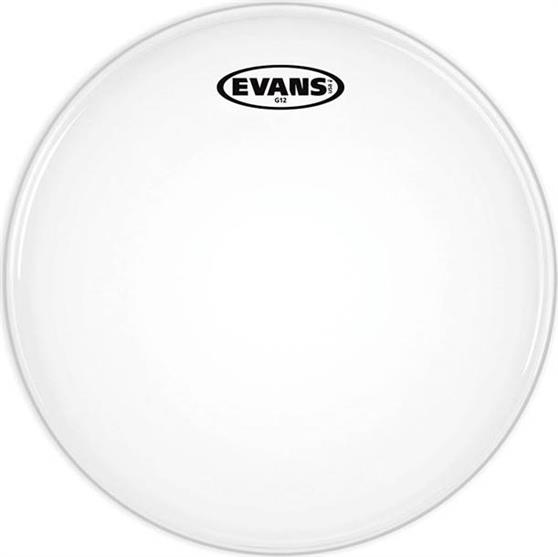 Δέρμα Drums Evans B12 G12 Genera Coated White 12