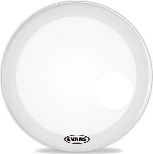 Δέρμα DrumsEvansBD20RGCW EQ3 Coated White Bass 20