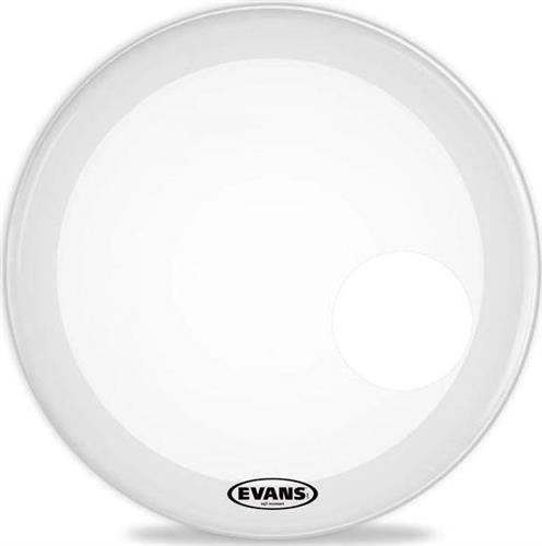 Δέρμα DrumsEvansBD24RGCW EQ3 Coated White Bass 24