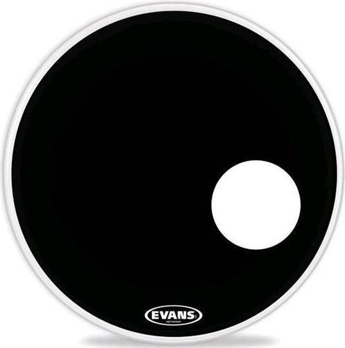 Δέρμα DrumsEvansBD26RB EQ3 Ressonant Black 26