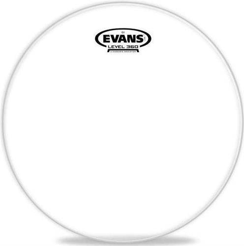 Δέρμα DrumsEvansTT08G1 Genera Clear 08