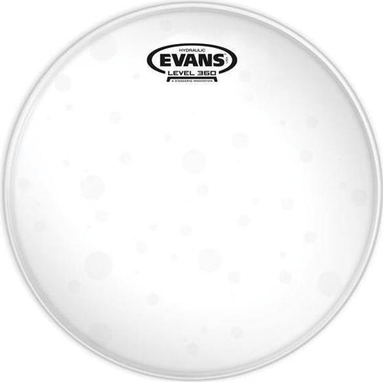 Δέρμα DrumsEvansTT12HG Hydraulic Glass για Tομ-Ταμπούρο-Timbale 12