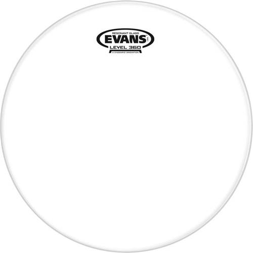 Δέρμα DrumsEvansTT14RGL Resonant Glass 14