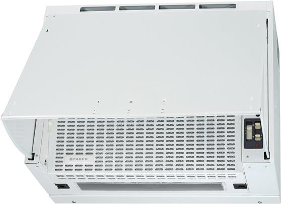 Πτυσσόμενος ΑπορροφητήραςFaberBI 3096 SRM White