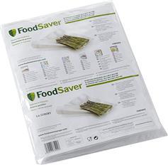 FoodSaver FSB3202 Vacuum seal bags pack w/32 pcs 3,78L (28,4x36 cm)