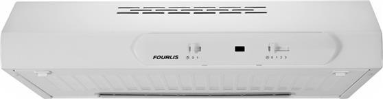 Ελεύθερος ΑπορροφητήραςFourlisFS 2020/60 WH Λευκό