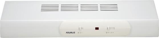 Ελεύθερος ΑπορροφητήραςFourlisFS 2031/70 WH Λευκό