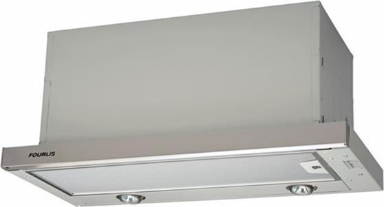 Συρόμενος ΑπορροφητήραςFourlisTelescopic T2200 IX Inox