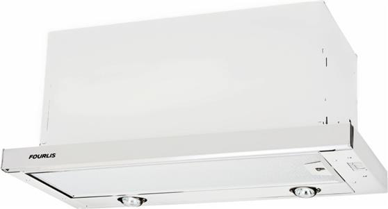 Συρόμενος ΑπορροφητήραςFourlisTelescopic T2200 WH Λευκό