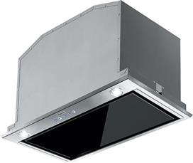 Franke Box Plus LED BOX 537 XS/BK Inox Μαύρο