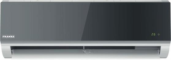 Κλιματιστικό ΤοίχουFrankeCrystal Black 12000 BTU