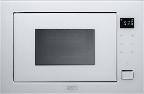 Εντοιχιζόμενος Φούρνος ΜικροκυμάτωνFrankeCrystal Plus White FMW 250 CR2 G WH