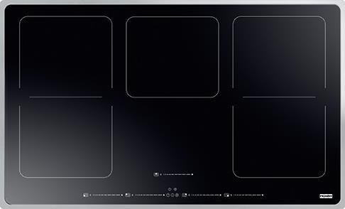 Franke FHFS 865 2 - Flex BK Black Glass